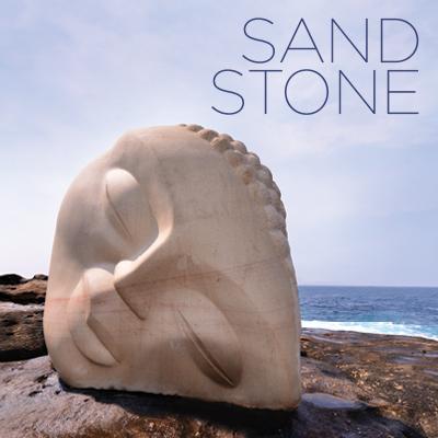 Leading Australian sculptor and artist Vince Vozzo - Sandstone